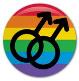Placka: Gay symbol (n/d ce)