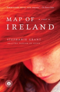 Map of Ireland (Stephanie Grant)