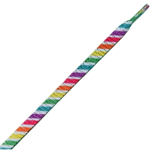 e683863b932 Duhové tkaničky - šikmý pruh